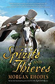 A Book of Spirits and Thieves af Morgan…