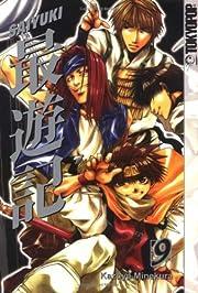 Saiyuki, Volume 9 por Kazuya Minekura