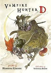 Vampire Hunter D, Vol. 1 av Hideyuki Kikuchi