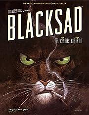 Blacksad por Juan Diaz Canales