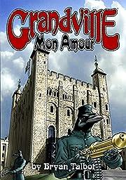 Grandville Mon Amour HC por Bryan Talbot