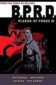 B.P.R.D.: Plague of Frogs Hardcover…
