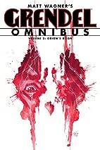 Grendel Omnibus Volume 3: Orion's Reign…