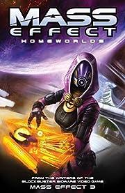Mass Effect vol. 4: Homeworlds – tekijä:…