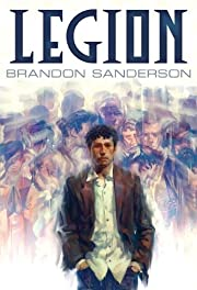 Legion av Brandon Sanderson