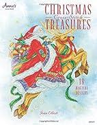 Christmas Cross-Stitch Treasures by Joan…