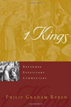 1 Kings (Reformed Expository Commentary) by…
