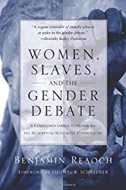 Women, Slaves, and the Gender Debate: A…