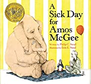 A Sick Day for Amos McGee av Philip C. Stead