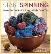 Start Spinning av Maggie Casey