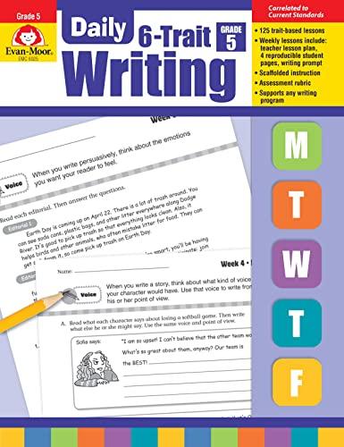 PDF] Daily 6-trait Writing, Grade 5   Free eBooks Download