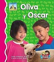 Oliva y Oscar by Cathy Camarena
