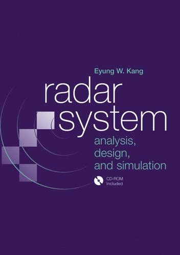 PDF] Radar System Analysis, Design and Simulation | Free eBooks