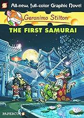 The First Samurai by Geronimo Stilton