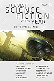 1: The Best Science Fiction of the Year:…