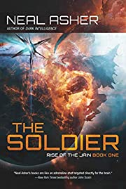 The Soldier: Rise of the Jain, Book One af…
