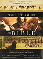 The Complete Guide to the Bible by Stephen…