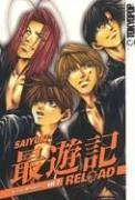 Saiyuki Reload Volume 2 por Kazuya Minekura