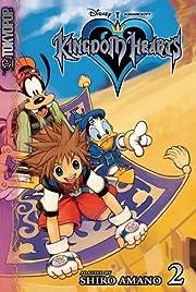 Kingdom Hearts, Vol. 2 av Shiro Amano