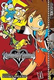 Kingdom Hearts: Chain of Memories Volume 1…