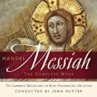 Messiah [complete sound recording] by George…