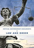 Critical government documents on law and…