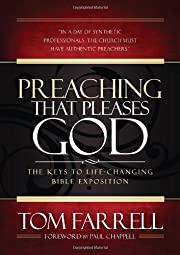 Preaching That Pleases God: The Keys To…