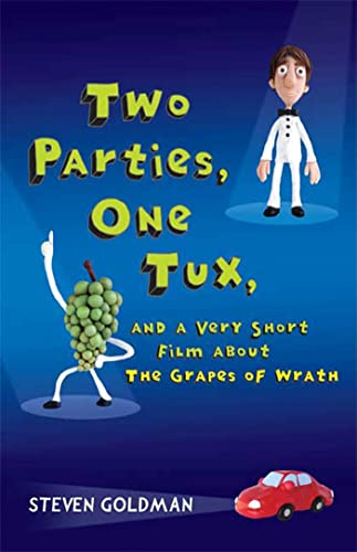 Two Parties, One Tux, and a Very Short Film about the Grapes of Wrath