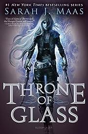 Throne of Glass av Sarah J. Maas