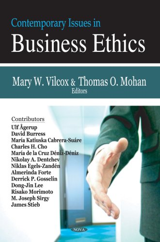 Books and eBooks - Business Ethics and Corporate Social