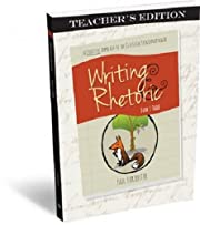 Writing & Rhetoric Book 1: Fable - Teachers…