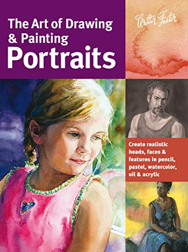 ☄ Free Download The Art of Drawing & Painting Portraits