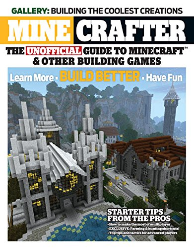 PDF] Minecrafter: The Unofficial Guide to Minecraft & Other