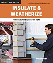 Insulate and weatherize : for energy…