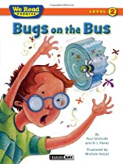 Bugs on the Bus (We Read Phonics - Level 2…