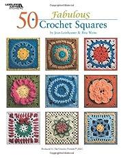 50 Fabulous Crochet Squares av Rita Weiss…