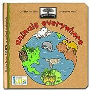 Green Start: Animals Everywhere av IKids