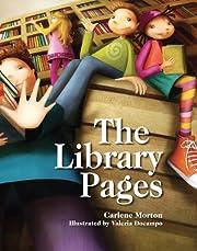 The Library Pages av Carlene Morton