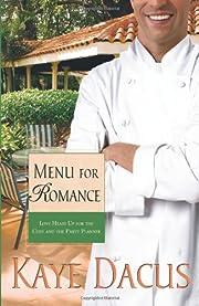 Menu for Romance (Brides of Bonneterre, Book…