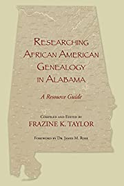 Researching African American Genealogy in…