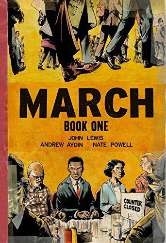 March vol. 1