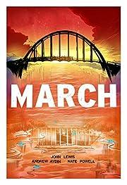 March (Trilogy Slipcase Set) de John Lewis