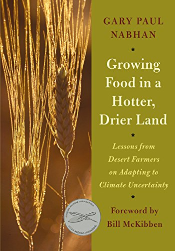 Growing food in a hotter, drier land