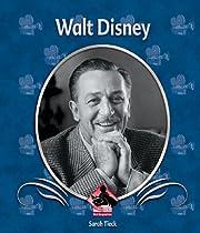 Walt Disney (First Biographies) por Sarah…