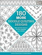 180 More Doodle Quilting Designs:…