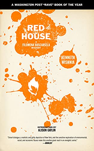 Image for Red House (A Filomena Buscarsela Mystery)