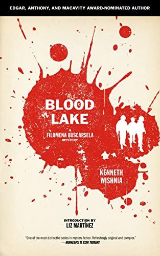 Blood Lake (A Filomena Buscarsela Mystery), Wishnia, Kenneth