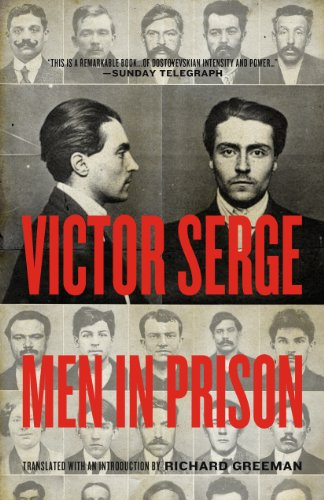 Men in Prison (Spectre), Serge, Victor
