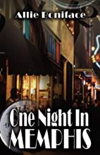 One Night in Memphis by Allie Boniface