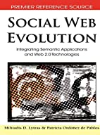 Social Web Evolution: Integrating Semantic…